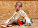 Sub-Saharan Africa has the worst levels of hunger of any region in the world, a new report reveals