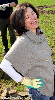 Miriam Gonzalez Durantez joined her Lib Dem leader husband Nick Clegg on the election trail at the weekend