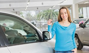 New car? Many people take out a loan to cover the initial cost
