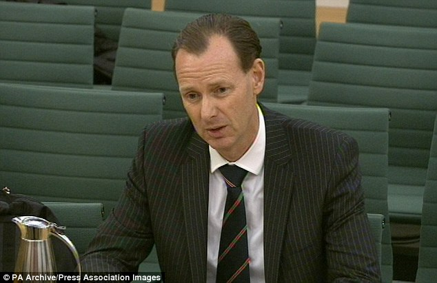 Lawrence Tomlinson: The millionaire businessman issued a report on the RBS behaviour back in 2013