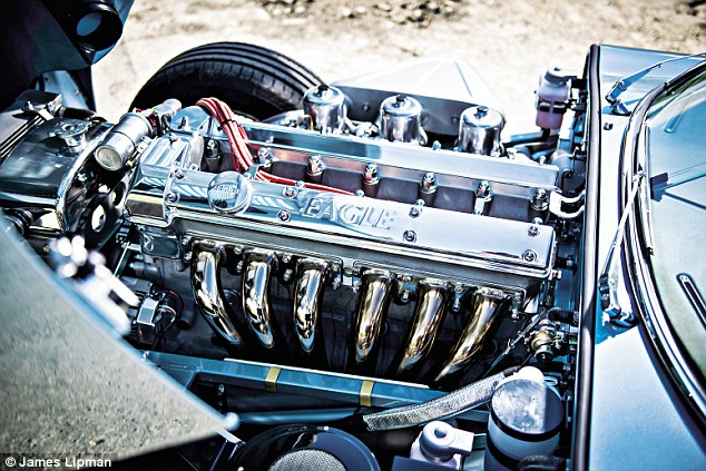 Those six popping and banging (perfectly balanced and orgasmically responsive) carburettor-fed chambers produce 330hp of gloriously obedient and eminently usable grunt
