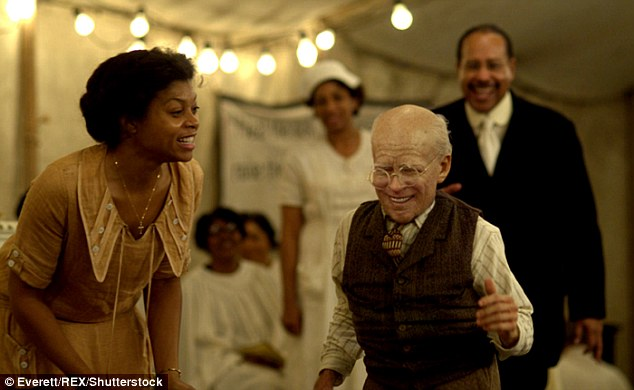 Aired grievances: She also griped that she was paid 'the equivalent of sofa change' compared to Brad Pitt and Cate Blanchett, her co-stars in The Curious Case Of Benjamin Button