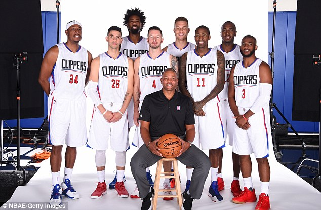 For all of their talent, the Los Angeles Clippers have been unable to fulfil it in recent campaigns