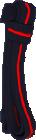 BBS Red Black Belt