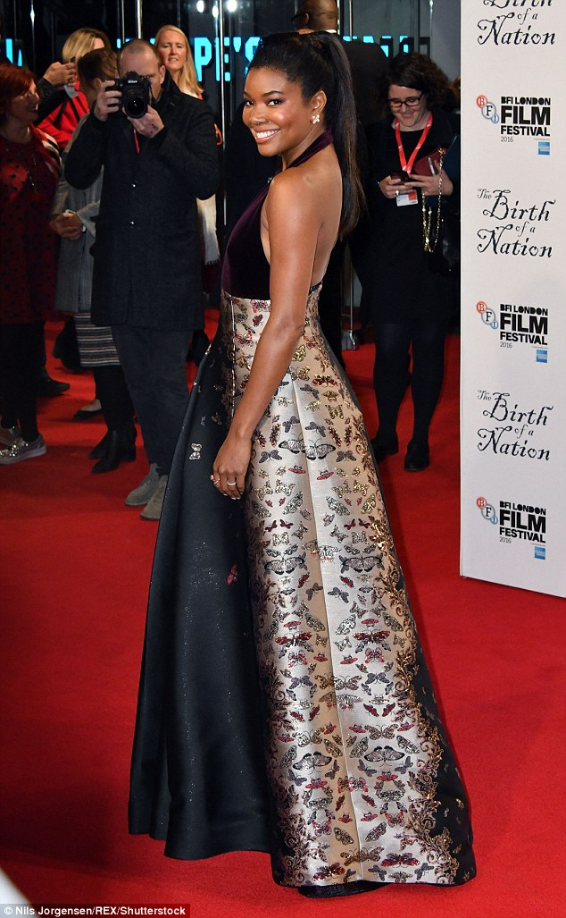 Highlight: Gabrielle described her role in the movie as her 'most challenging and rewarding'