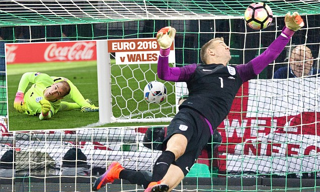 'I will do anything to keep the ball out of the net': Joe Hart's summertime blues are over