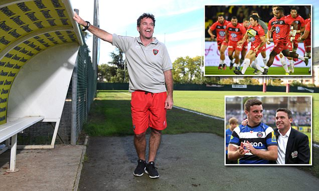 Mike Ford is back in business with Toulon after his axing at Bath: Even the best coaches