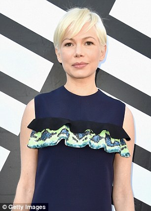 Historic role: Michelle Williams is in early talks to play Janis Joplin