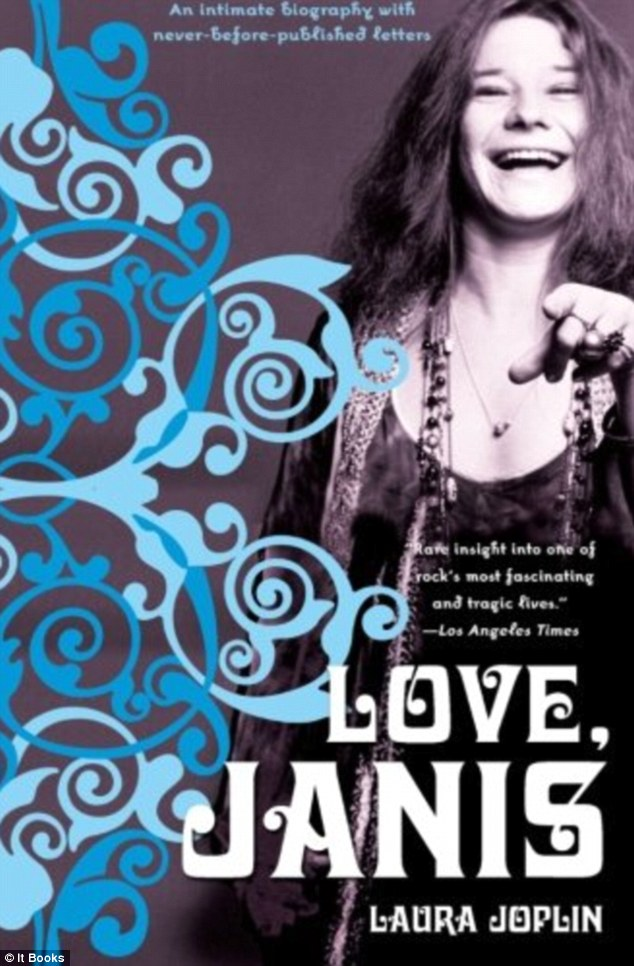 Her own words:Janis, as the project is currently titled, is based on the book Love, Janis written the late singer's sister, Laura Joplin, but featuresletters written by the star to family and friends to illustrate both her triumphs and struggles with fame, heroin and alcoholism