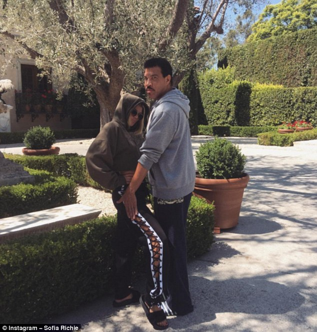 With superstar singer Lionel as her father, there was little doubt that Sofia Richie was destined for stardom