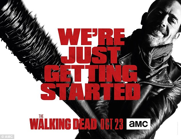 Coming soon: The Walking Dead returns on October 23 on AMC