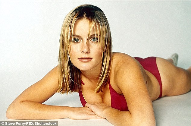 Here comes trouble: She was one of the original 90s party girls after finding fame as Jude Cunningham on Hollyoaks