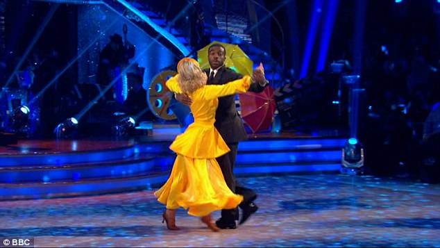 The money is 's***': Mel insisted that Strictly is the only show she would do, but doesn't want to be in the news every day