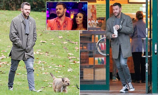 Will Young's Strictly pay cheque 'is SLASHED from £25K to just £5K