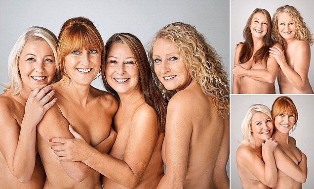 Would you let your friends see you naked?It could be the key to loving your body