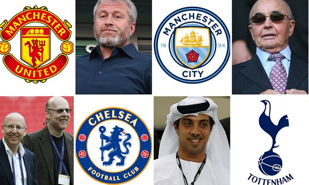 Premier League power brokers: Money men and women in English football