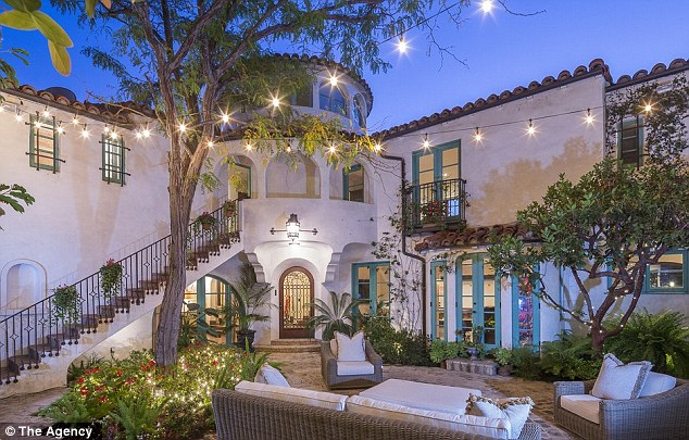Available: Gerard Butler has quietly put his beautiful Los Angeles home on the market for $4.4 million and also offering it as a rental for $15,000 per month