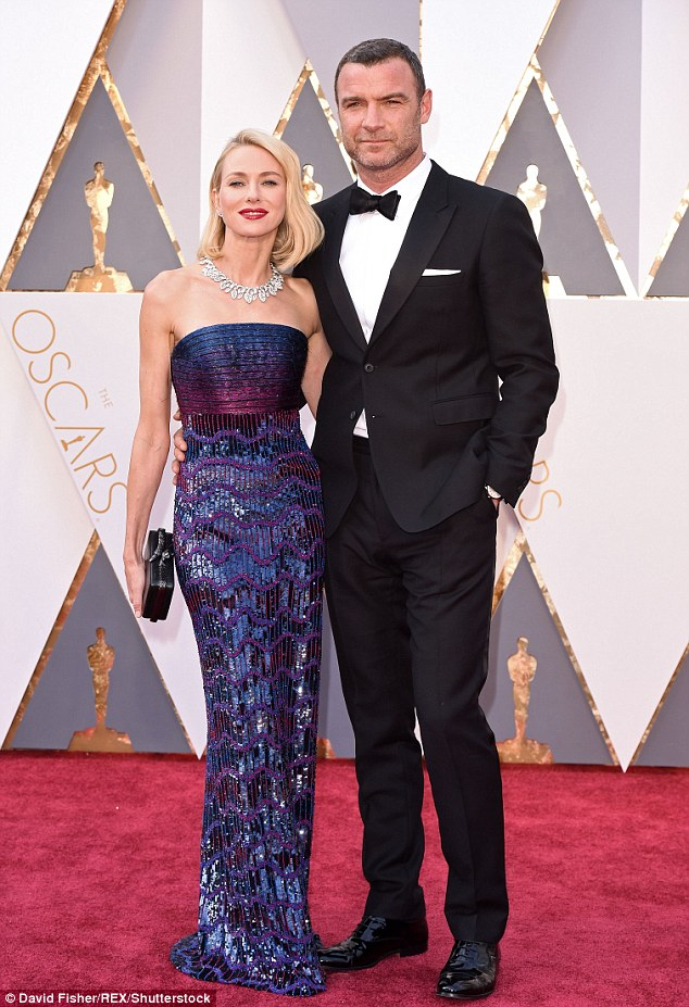 'They split because she wants to travel the world, making movies and attending film festivals and red carpets': A source close to Naomi Watts and Liev Schreiber revealed why the couple ended their 11-year relationship last month