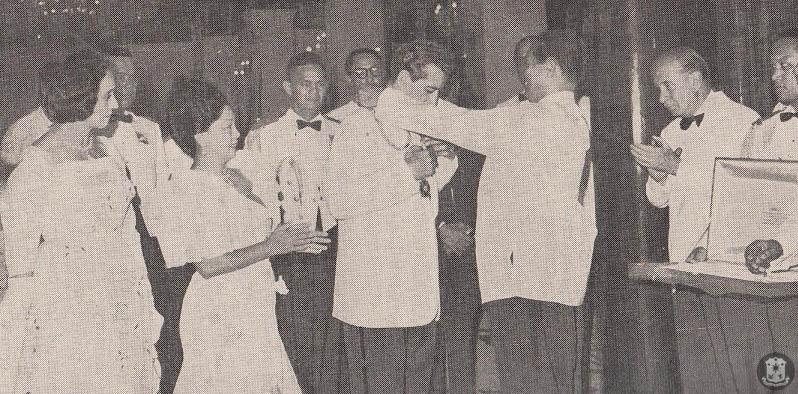 1962 Order of Sikatuna, Rank of Raja to President Adolfo López Mateos