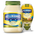 Mayonnaise Dressing With Olive Oil