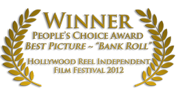 HRIFF People's Choice Award Bank Roll