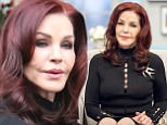 EDITORIAL USE ONLY. NO MERCHANDISING. IN US EXCLUSIVE RATES APPLY Mandatory Credit: Photo by Ken McKay/ITV/REX/Shutterstock (6265720ab) Priscilla Presley 'Lorraine' TV show, London, UK - 13 Oct 2016 Lorraine is joined by Priscilla Presley for her only UK interview as she prepares to take former husband and The King of Rock & Roll Elvis Presley back on the road.
