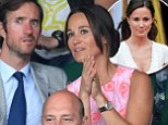 Pippa sets a date for her wedding next year to fiance James Matthews with the dress set to cost up to £10,000