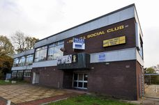 The old Tile Hill Social Club in Coventry