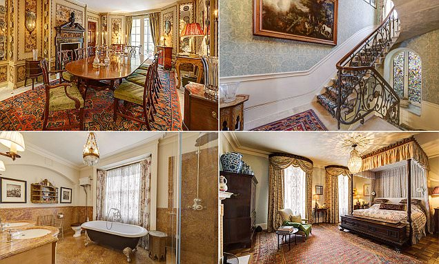 Is this the grandest townhouse in Britain? Ten bedroom home in Belgravia goes up for sale