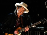 Bob Dylan is the first songwriter to win the Nobel Literature Prize �Kevin Winter (Getty/AFP/File)
