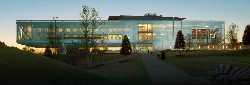 Clinton's Presidential Center (library (1997-present))