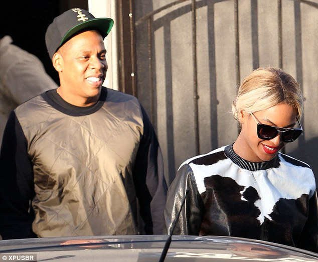 The Carters' new lifestyle: Jay Z and his wife are attempting to go vegan for 22 days