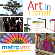 MetroArts Art in Transit video ad