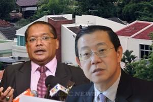 shabudin vs guan eng 300x200 - MP Tasek Gelugor gesa SPRM dedah status siasatan skandal hartanah babit Guan Eng