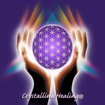 Crystalline Healing Hands