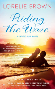 Riding the Waves by Lorelie Brown