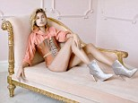 hailey Baldwin - Public Desire are a British fast fashion footwear brand based in Manchester, they?ve collaborated with style icon, model and actress Hailey Baldwin to create a collection of shoes and boots for their first ever collaboration.