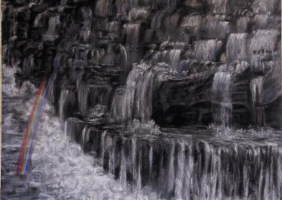La fuerza del agua 1a parte (tríptico)