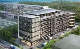 Loyang Enterprise Building Front
