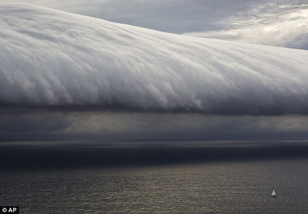 Billow talk: pollution increases clouds' size, thickness and duration, say experts