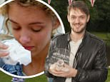 Television Programme: Great British Bake Off, pictured John Whaite poses with the trophy.  Programme Name: Great British Bake Off - TX: n/a - Episode: n/a (No. n/a) - Embargoed for publication until: 16/10/2012 - Picture Shows: STRICTLY EMBARGOED UNTIL 21:01 HOURS, TUESDAY 16TH OCTOBER 2012     John Whaite - (C) Love productions - Photographer: Amanda Searle