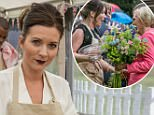 WARNING: Embargoed for publication until 00:00:01 on 16/08/2016 - Programme Name: The Great British Bake Off 2016 - TX: n/a - Episode: n/a (No. n/a) - Picture Shows: **NOT FOR PUBLICATION BEFORE 00:01 HOURS TUESDAY 16TH AUGUST 2016** Candice - (C) Love Productions - Photographer: Mark Bourdillon