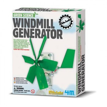 4M-green-science-windmolen-generator