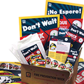 Fire Prevention Week In A Box Value Pack (2016)