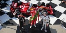 Dixon saves fuel, wins at Watkins Glen