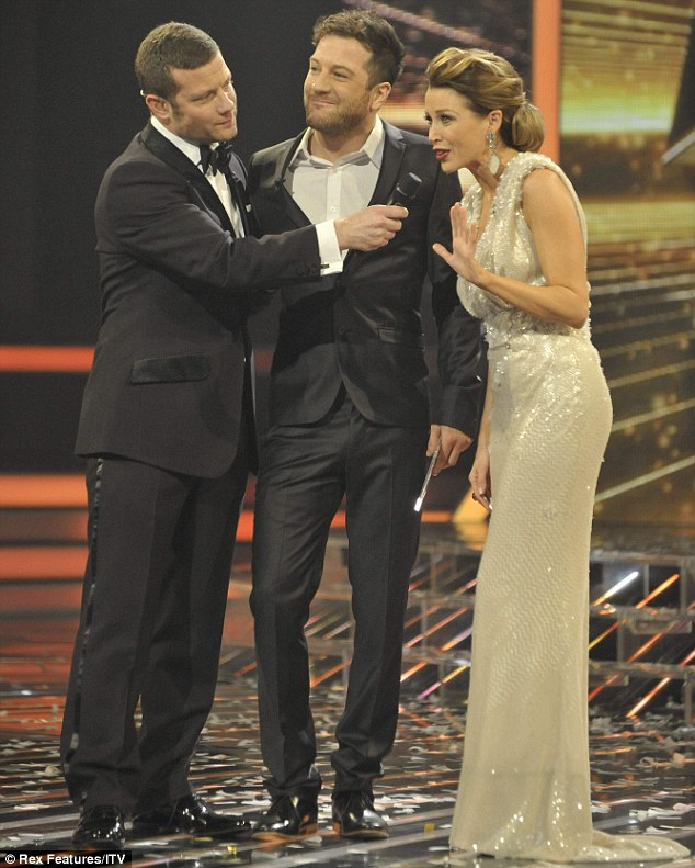 Winner: Matt Cardle has been crowned the X Factor 2010 champion last night in a closely fought contest which saw Rebecca Ferguson come in second place followed by One Direction