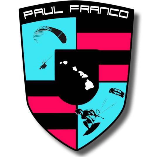 Paul Franco: Maui Kiteboarding  & Paragliding Instructor