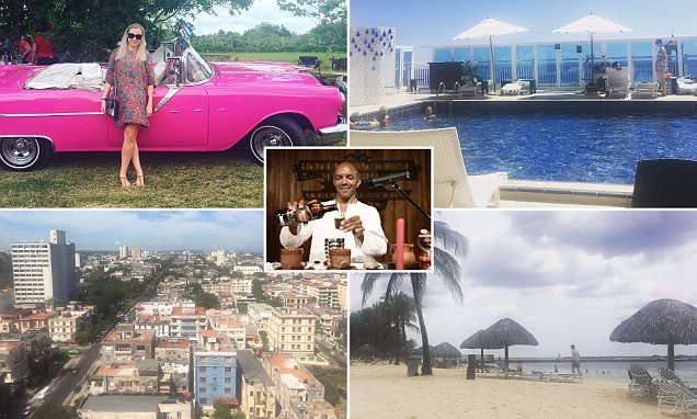 Havana is a beautiful and vibrant city and even better during a cocktail competition