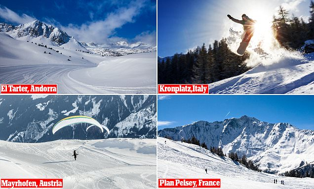 The pound's been on the slide - but there are still great ski deals to be found in Europe