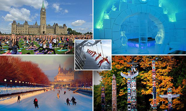16 seriously cool things to do in Canada's cities